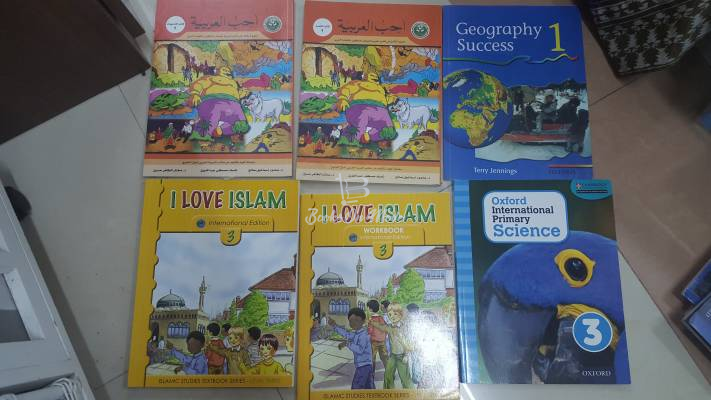 Grade 3 Oxford books