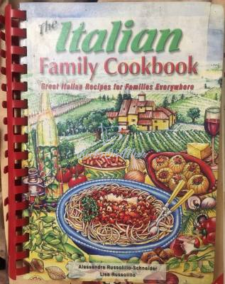 THE ITALIAN FAMILY COOKBOOK