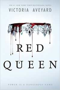 RED QUEEN books