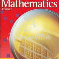 Holt Mathematics Student Edition Course 1 2007